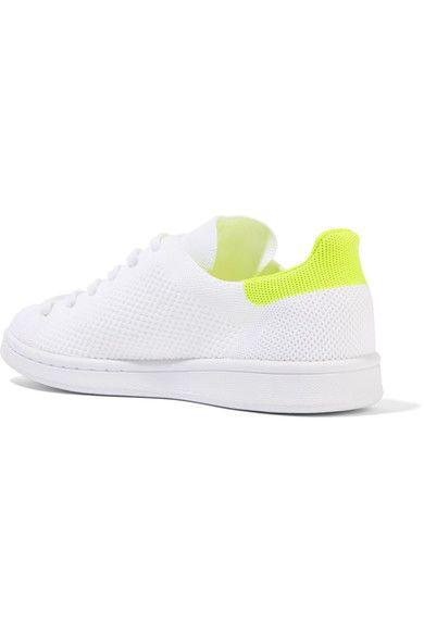 adidas Originals - Stan Smith Boost Primeknit Sneakers - White
