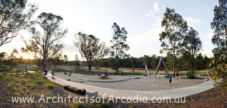 Lizard Log Playground and Picnic Area, Horsley Park