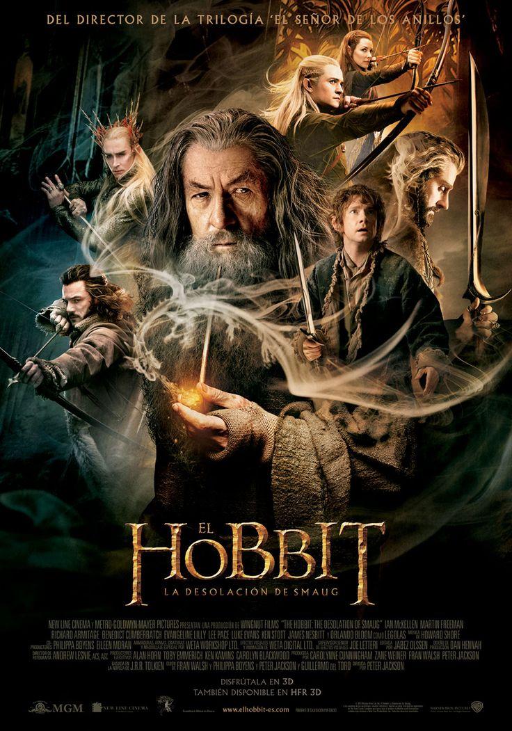 """La segunda de una trilogía de películas que adaptan la obra atemporal El Hobbit, de Tolkien, """"El Hobbit: La Desolación de Smaug"""", llega hoy a Yelmo Cines Meridiano continuando la aventura de Bilbo Bolsón en su viaje con el mago Gandalf y trece enanos liderados por Thorin Escudo de Roble en una búsqueda épica para reclamar el reino enano de Erebor"""