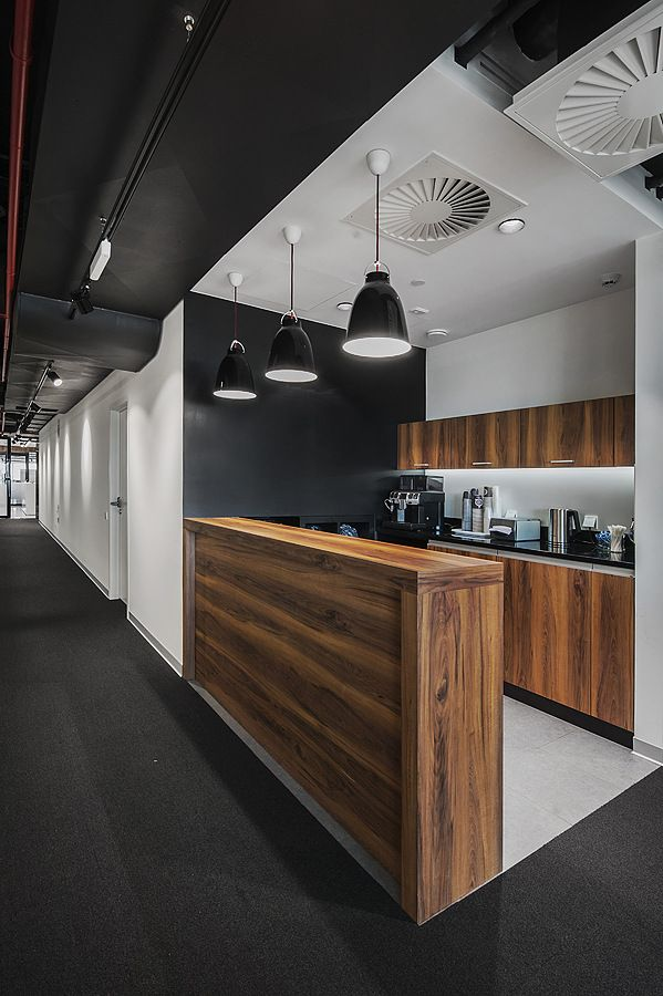office tour swatch group offices moscow - Commercial Office Design Ideas