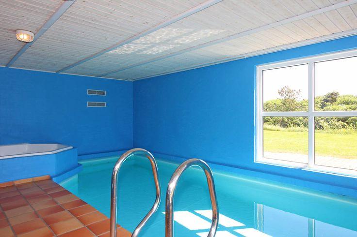 Last Minute Poolhaus nur 250 Meter vom Nordseestrand ab Samstag: http://www.danwest.de/ferienhaus/3444/ #LastMinute #Nordsee #Poolhaus #Dänemark