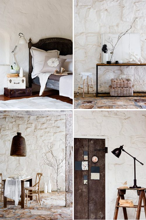 neutrals & natural materials | the style files