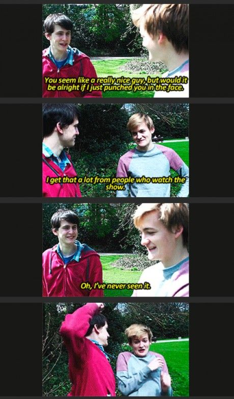 Jack Gleeson is an awesome actor for us to hate him this much