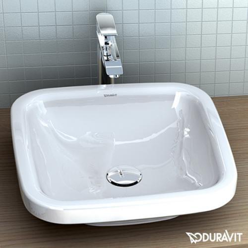 Duravit DuraStyle countertop basin white