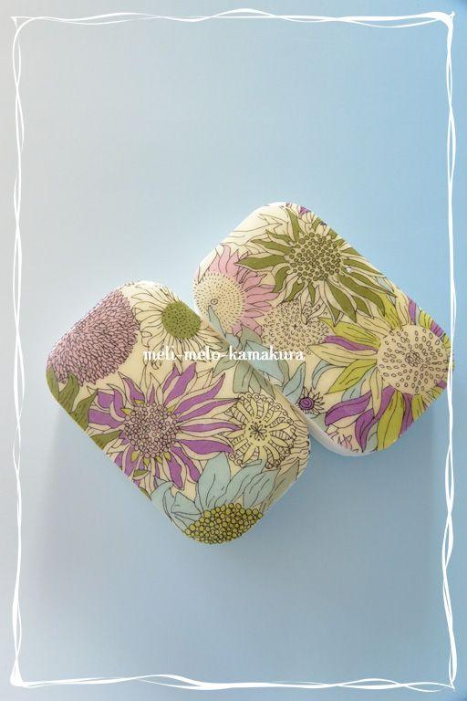 ◆デコパージュ*布でもできます、『LIBERTY』の石けん : フランス雑貨 ... f0251032_205508.jpg