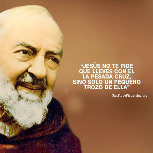 San Padre Pio de Pietrelcina