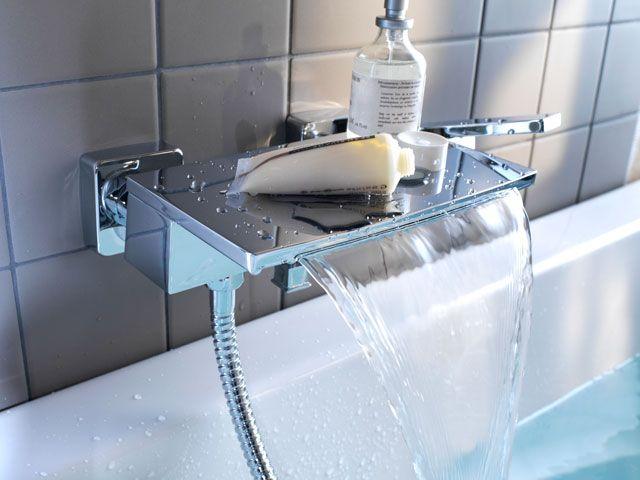 Les 189 meilleures images du tableau salle de bain sur - Castorama mitigeur baignoire ...