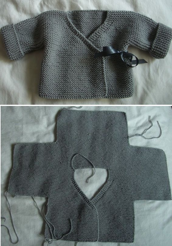 Easy Knit Baby Kimono Cardigan Free Patterns Baby Cardigan Free