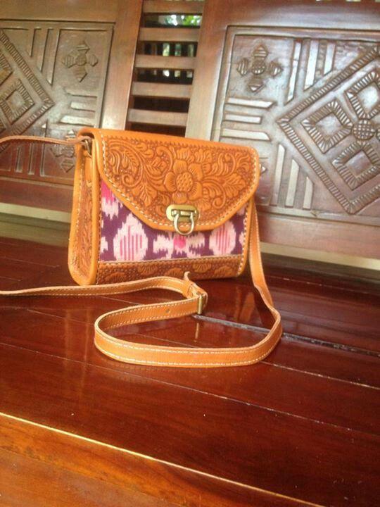 PV003Premium Leather Bag - IDR 360.000