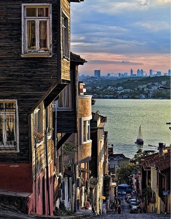 Istanbul! I want to go back to badly.