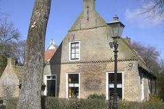 Huis uit 1719, Hollum, Ameland, Fryslân (Trudi)