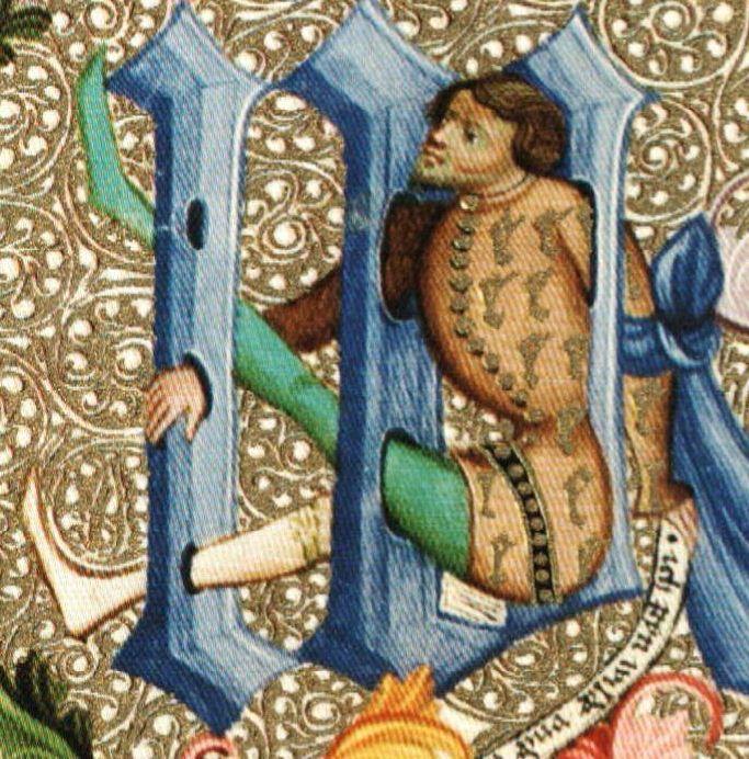 Bible Václava IV. Konec 14. století
