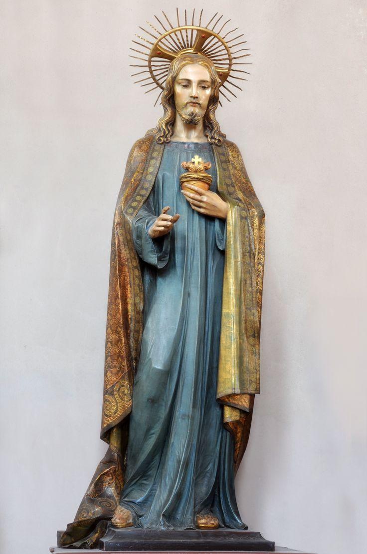 70 best sacred heart of jesus images on pinterest sacred heart