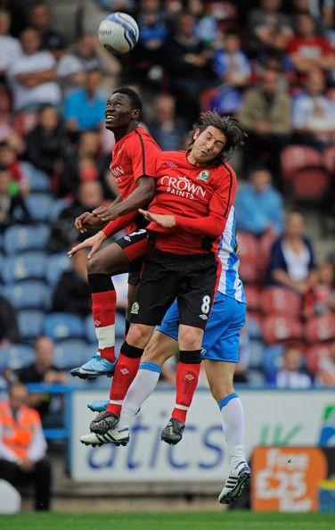 Andranik Teymourian - Huddersfield Town v Blackburn Rovers