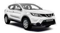 Personalizza il crossover Nissan Qashqai con il nostro configuratore. Scegli tra le opzioni disponibili e crea il fuoristrada su misura per te!