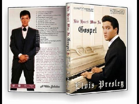 ELVIS PRESLEY GOSPEL 18 CLASSIC RARE GOSPEL VIDEO'S NONSTOP