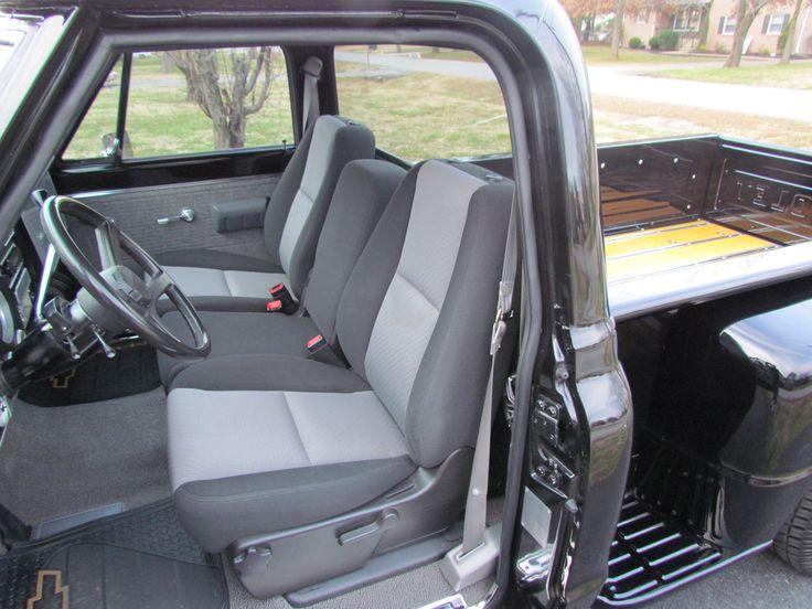 1971 Chevy Custom Truck Seats Chevrolet C10 SMYRNA 37167 0