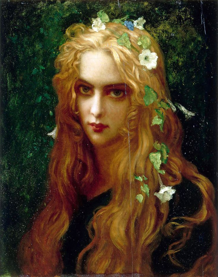 painting of Ophelia