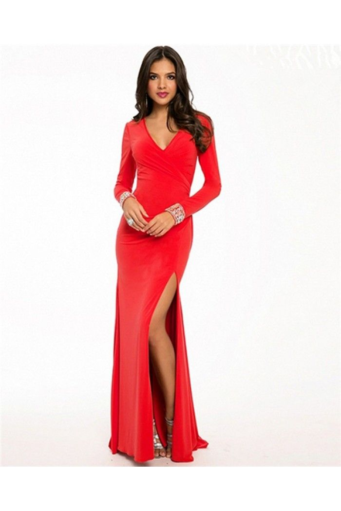 Long tight dresses for cheap