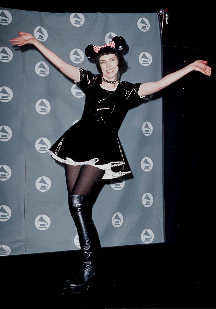 Annie Lennox, 1995 Grammys