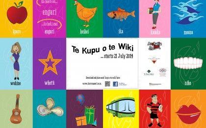 Te Wiki o te Reo Maori resources