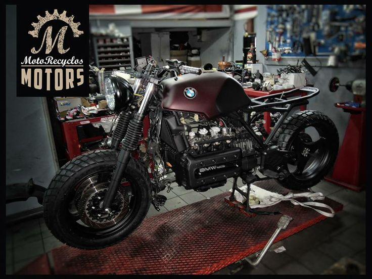 Motorecyclos BB - Brutal Beauty (in progress)