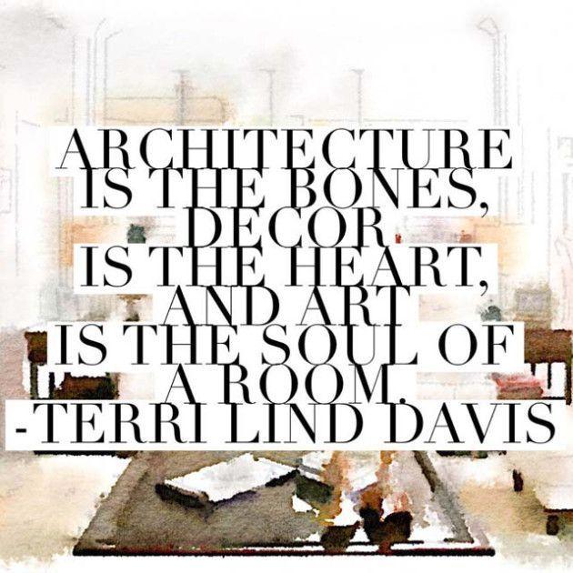 Interior Design Quotes See More Decor Quote