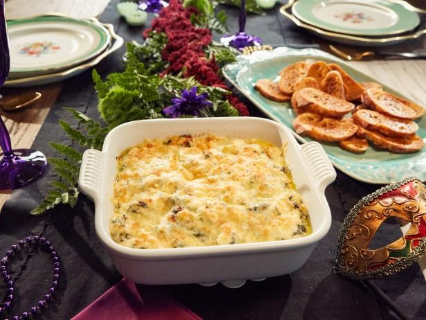 Crab and Kale Dip Recipe | Tiffani Thiessen | Cooking Channel