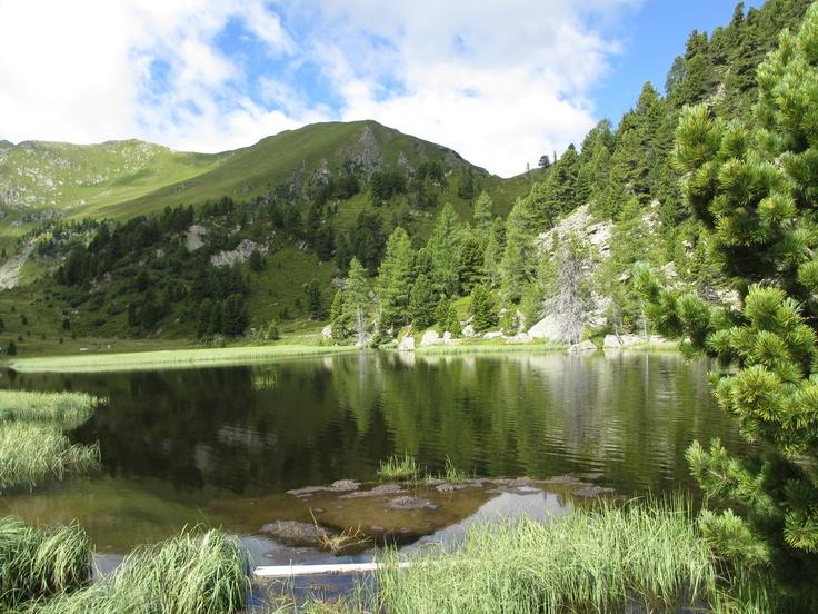 Windebensee, Nockberge, Kärnten, Austria