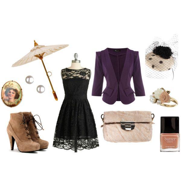modern victorian era fashion