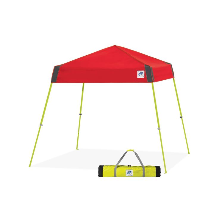 ez up vista sport ft angle leg canopy perfect for outdoor bbq tailgating or just relaxing in the shade the ez up vista sport 8 x 8 canopy is easy