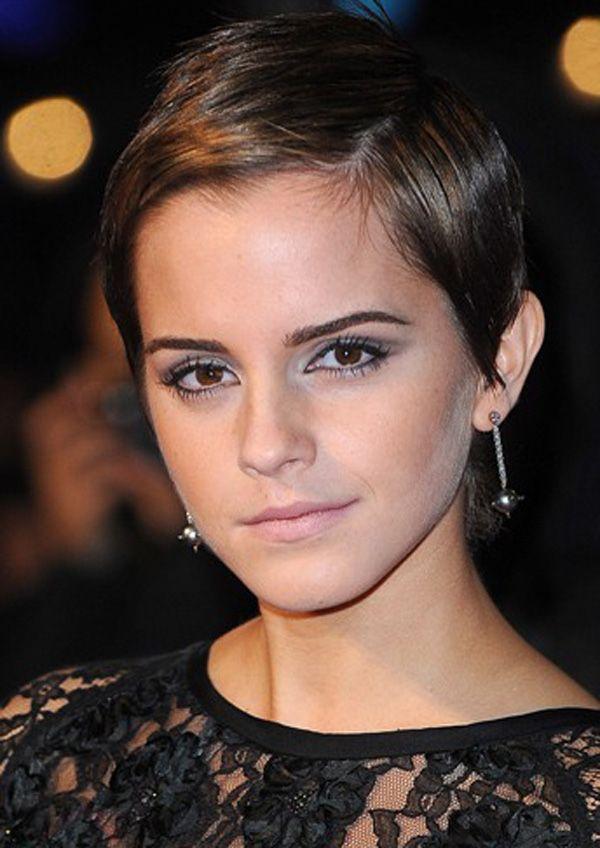 Emma Watson Emma Watson Kurze Haare Frisuren
