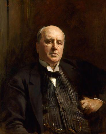 Henry James - Masterworks by John Singer Sargent - Pictures - CBS News