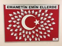 cumhuriyet bayramı panoları ile ilgili görsel sonucu