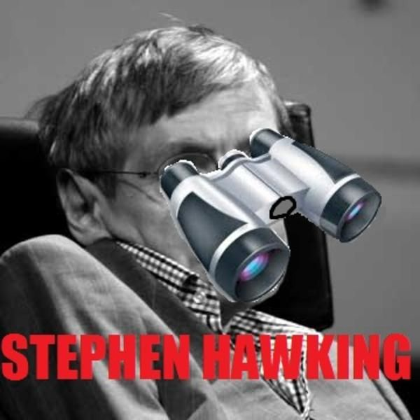 Stephen Hawking | Name Puns | Know Your Meme