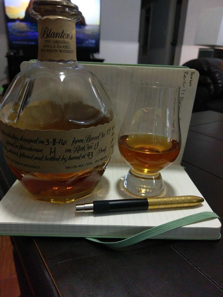 Review 1: Blantons Single Barrel http://ift.tt/2hBabdM