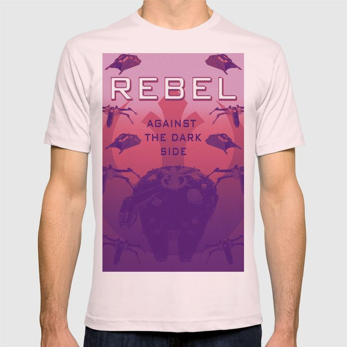 20% Off T-Shirts Today!  Buy Rebel Against the Dark Side Propaganda Poster T-shirt by scardesign. #giftideas #gifts #sales #space #universe #sale #save #discount #deals #cinema #society6 #popular #scifi #scifishirt #giftsforhim #giftsforher #geek #cinema #movie #movies #hero #geekgifts #online #superhero #shopping #art #design #kids #family #39;s #style #onlineshopping #shopping #shop #cool #awesome #society6 #teen #tees #tee #shirt #tshirtfashion #tshirtdesign