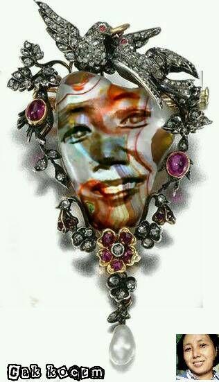stone jewellry by Cakkocem