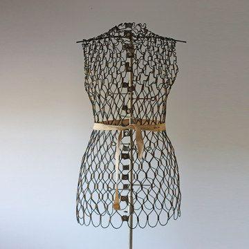 Wire Dress.