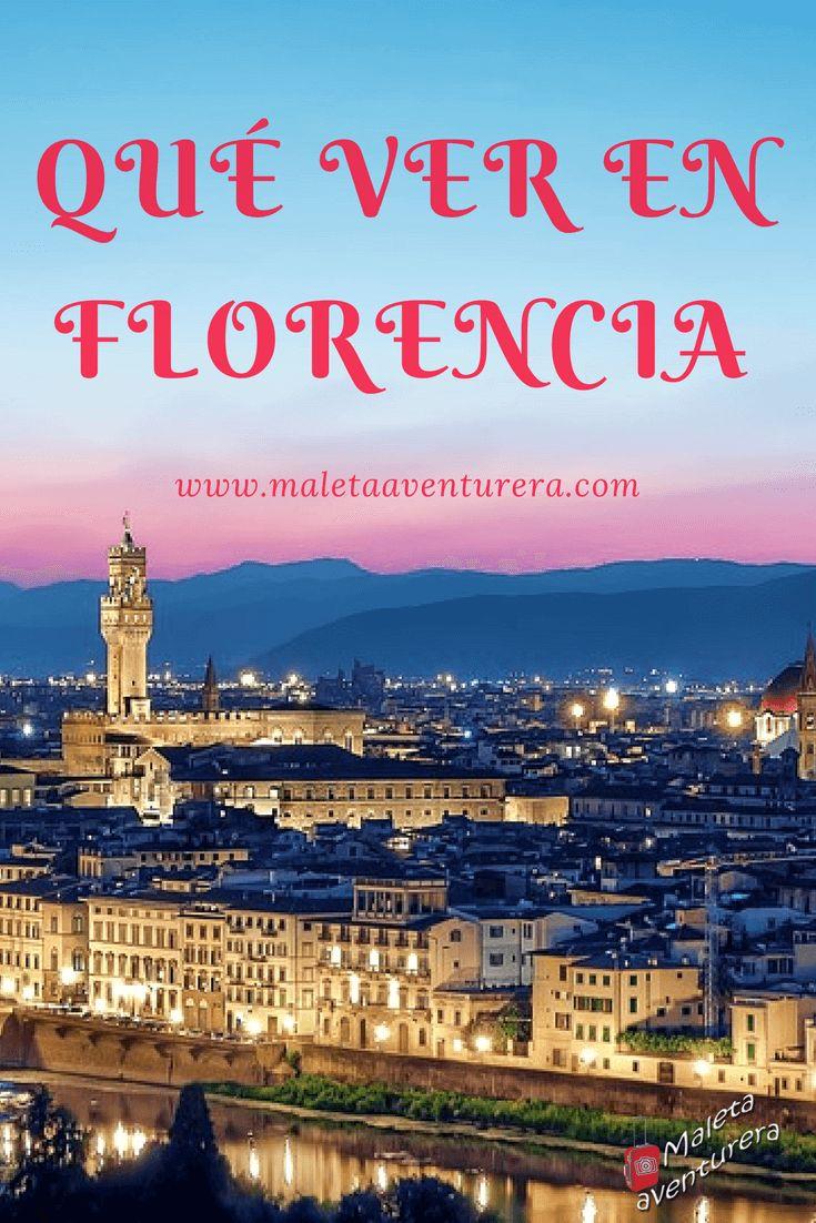 Florencia es una de las ciudad más hermosas del mundo #italia #europa #erope #travel #viajes #florencia #blog #blogger #tips #trip