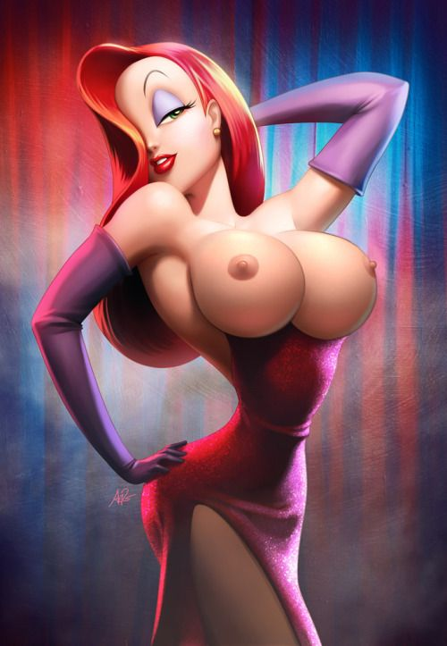 jessica rabbit naked
