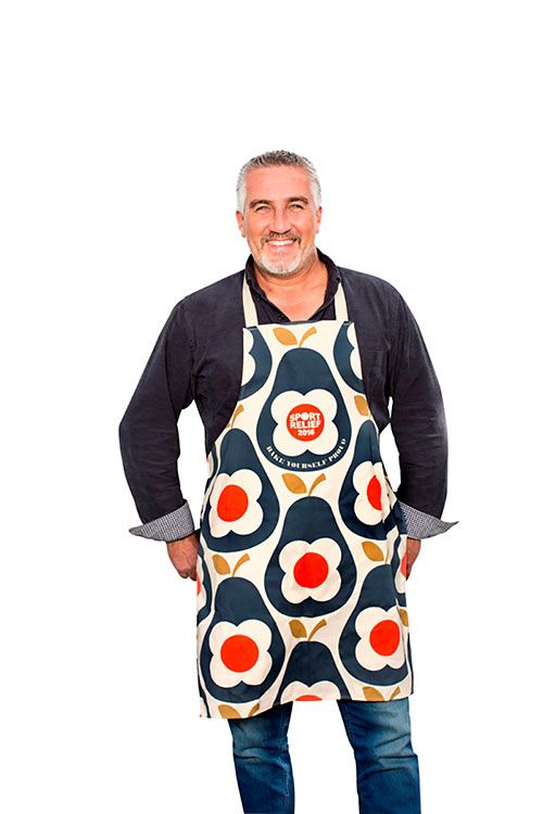 Bake Yourself Proud For Sport Relief 2016 with A Limited Edition Orla Kiely Apron