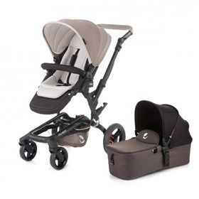 Jane Rider 2015 - R64 Cream  is a baby stroller which is water, wind and stain resistant.