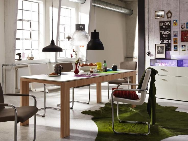 Now by! Hülsta dining room