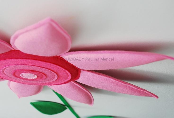 ACUMIBABY - unikalne, filcowe naklejki ścienne, przestrzenne. Najwyższa jakość, ręczne wykonanie, pochodzące z recyklingu PET i przyjazne środowisku dekoracje na ścianę do pokoju dziecka. Niespotykana paleta kolorów, barw. Hand-made.