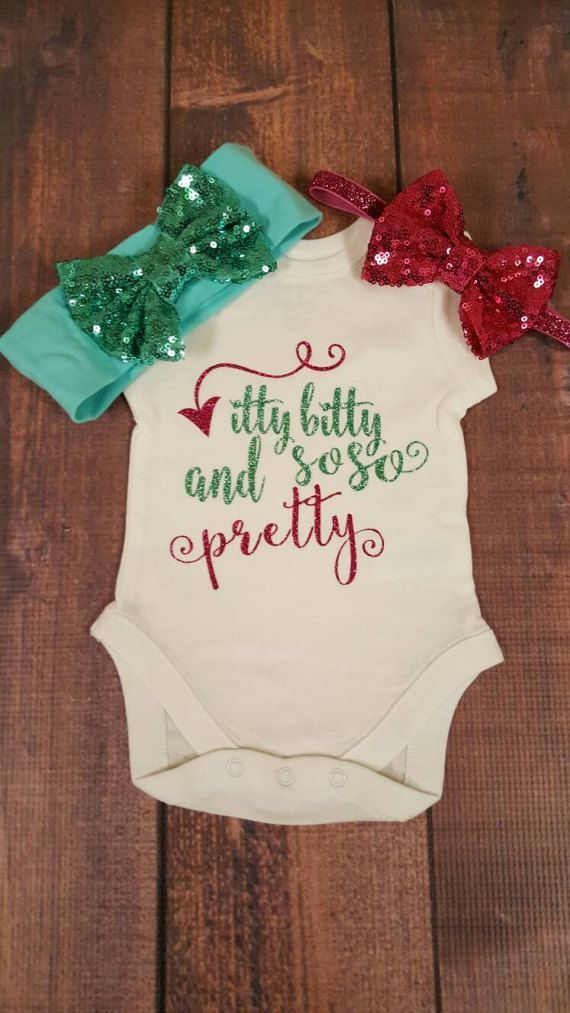 Check out this item in my Etsy shop https://www.etsy.com/listing/510433957/baby-girl-clothes-itty-bitty-and-so-so