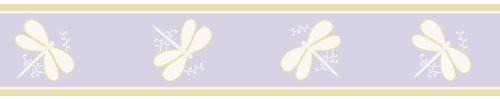 Purple Dragonfly Dreams Baby and Kids Wall Border by Sweet Jojo Designs Sweet Jojo Designs http://www.amazon.com/dp/B003BQQ2H0/ref=cm_sw_r_pi_dp_cMemvb0SG378E