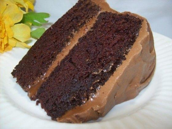 Hersheys Chocolate Cake With Frosting Recipe - Food.com