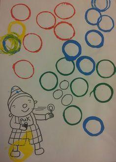 17 beste afbeeldingen over werk psz op pinterest knutselen kinder spelen en kerst - Verf een ingang en een gang ...