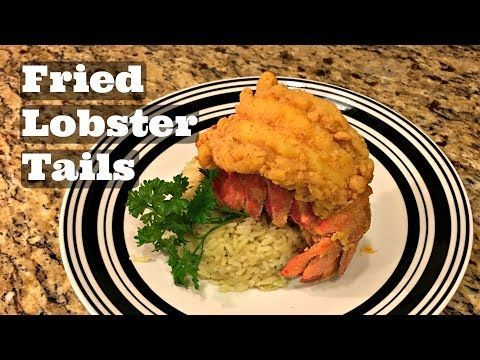 Fried Lobster Tail - YouTube